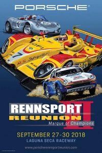 Porsche Rennsport Renuion