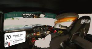 OGP 2018 Onboard 360 Degree Derek Bell Porsche 911