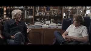 Freddie Hunt Interviews Derek Bell