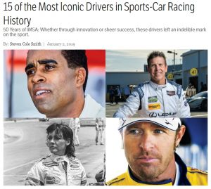 15 most iconic drivers