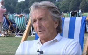 Derek Bell Goodwood Revival Interview 2011