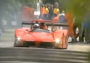 Ferrari 333 SP Goodwood Festival of Speed ONBOARD