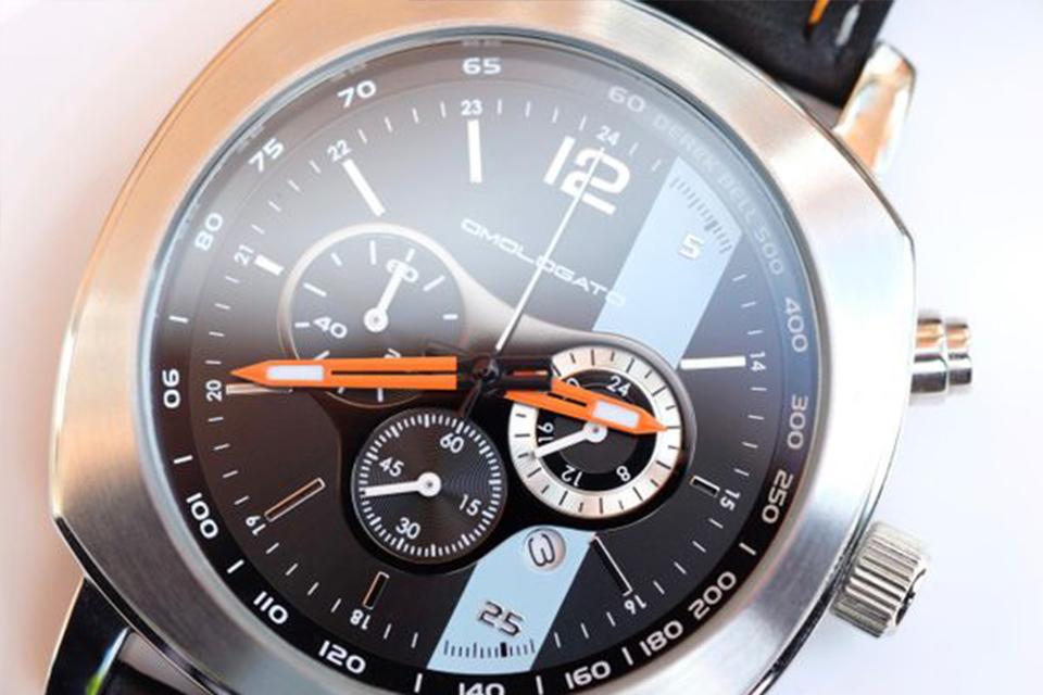 Derek Bell 500 Chronograph